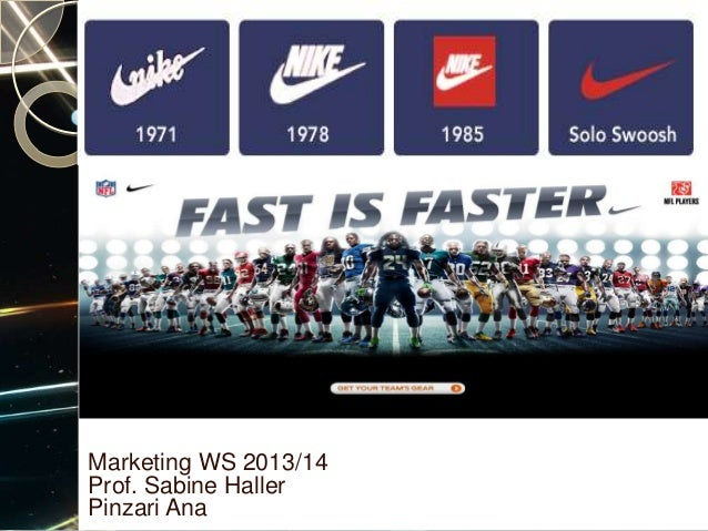 Marketing WS 2013/14 Prof. Sabine Haller Pinzari Ana