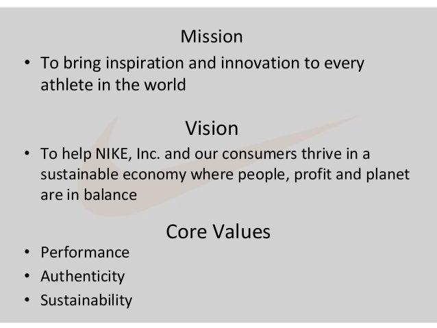 Nike's Core Competency - photo #48