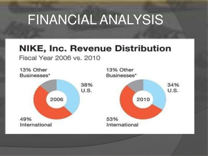 nike financial analysis See nike inc b's 10 year historical growth, profitability, financial, efficiency, and cash flow ratios.