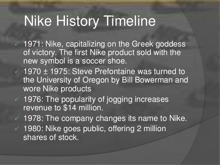 nike financial analysis View detailed financial information, real-time news, videos, quotes and analysis on nike inc (nyse:nke) explore commentary on nike inc and hear what the experts at thestreet are saying about nke.