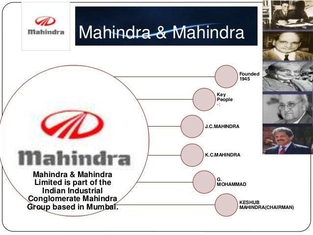 mahindra case study essay Corporate social responsibility: a case study of tata group amit kumar srivastava1, gayatri negi2, vipul mishra3, shraddha pandey4 ( 1,4 shri ram murti smarak college.