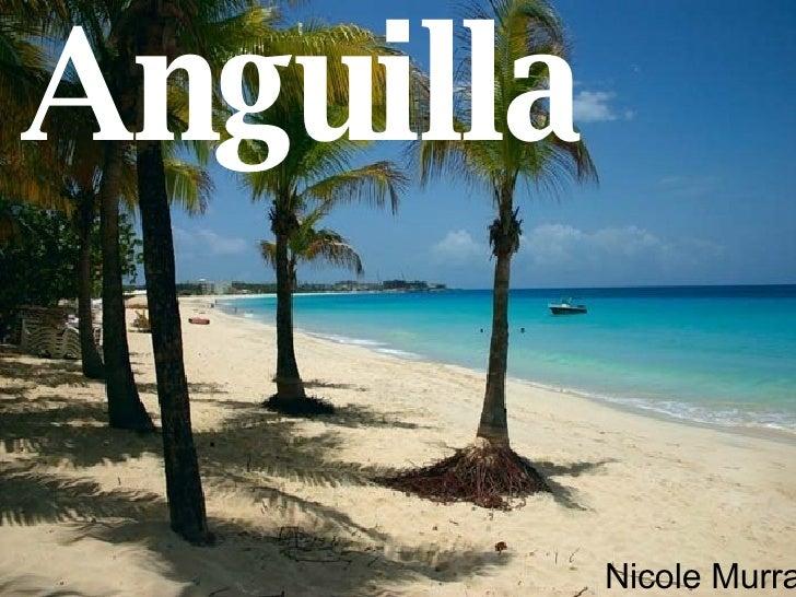 Anguilla Nicole Murray