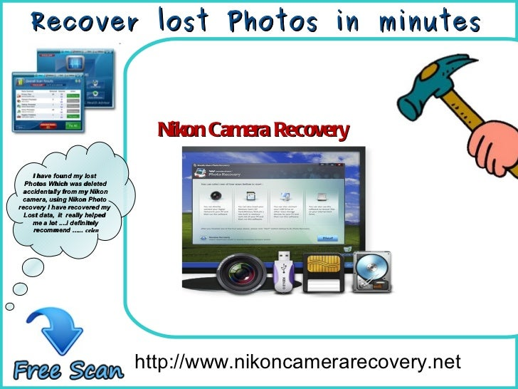 How To Remove http://www.nikoncamerarecovery.net I have found my lost Photos Which was deleted accidentally from my Nikon ...