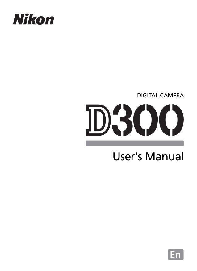 DIGITAL CAMERAUsers Manual             En
