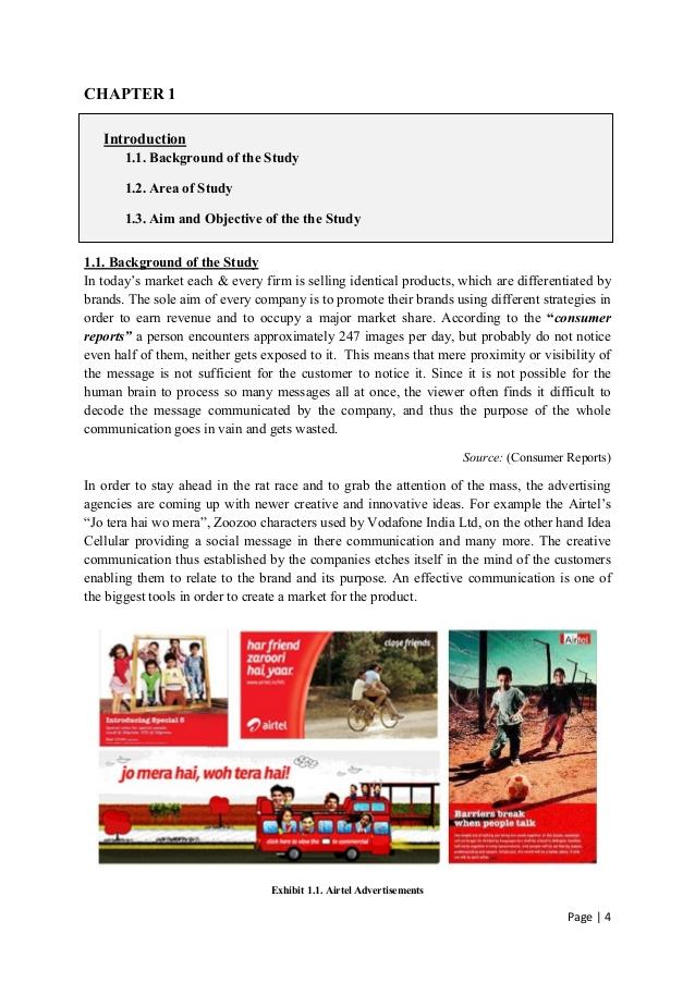 Interesting Advertising Dissertation Topics & Ideas