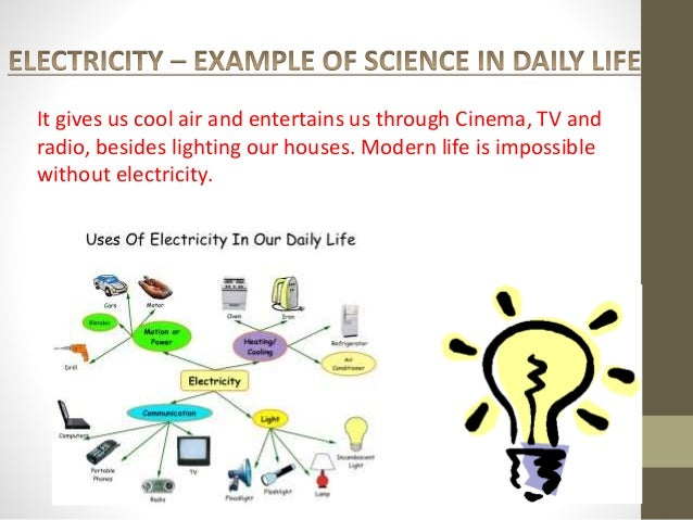 Ordinaire Use Of Science In Daily Life Essay ...