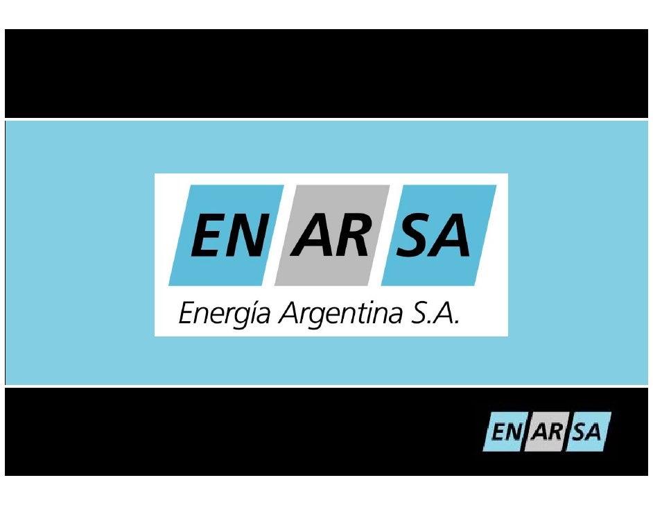 ENARSA - GNL