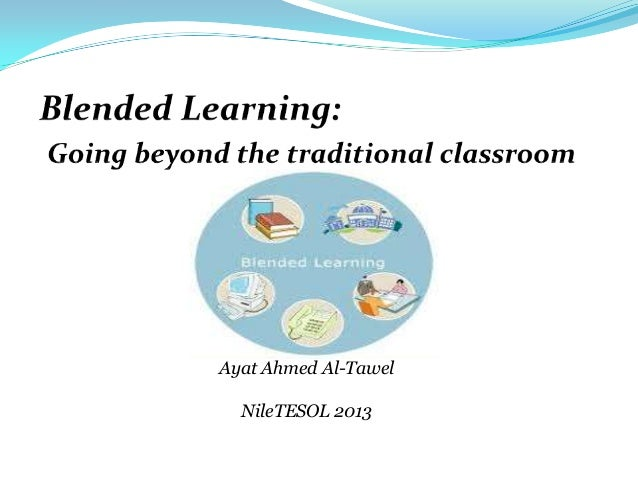 Ayat Ahmed Al-Tawel  NileTESOL 2013