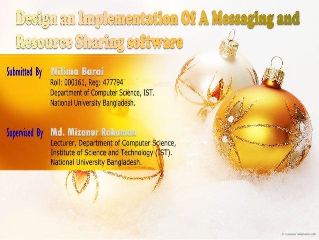  Overview Chapter Briefs Socket Socket Programming Socket Type Implementation issues Control Flow Design Implemen...