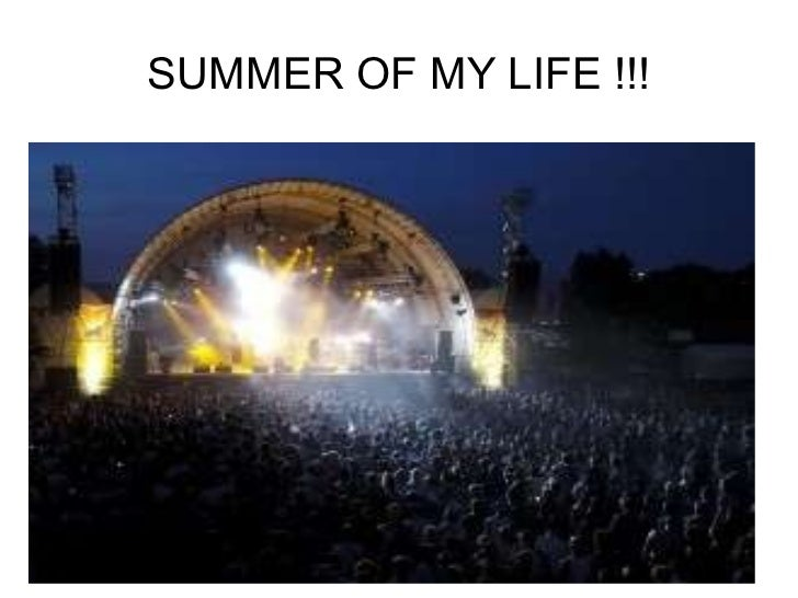 Nils summer of my life