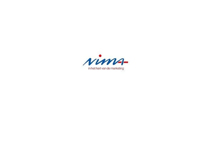 NIMA AWARDS 2010 in beeld en tekst