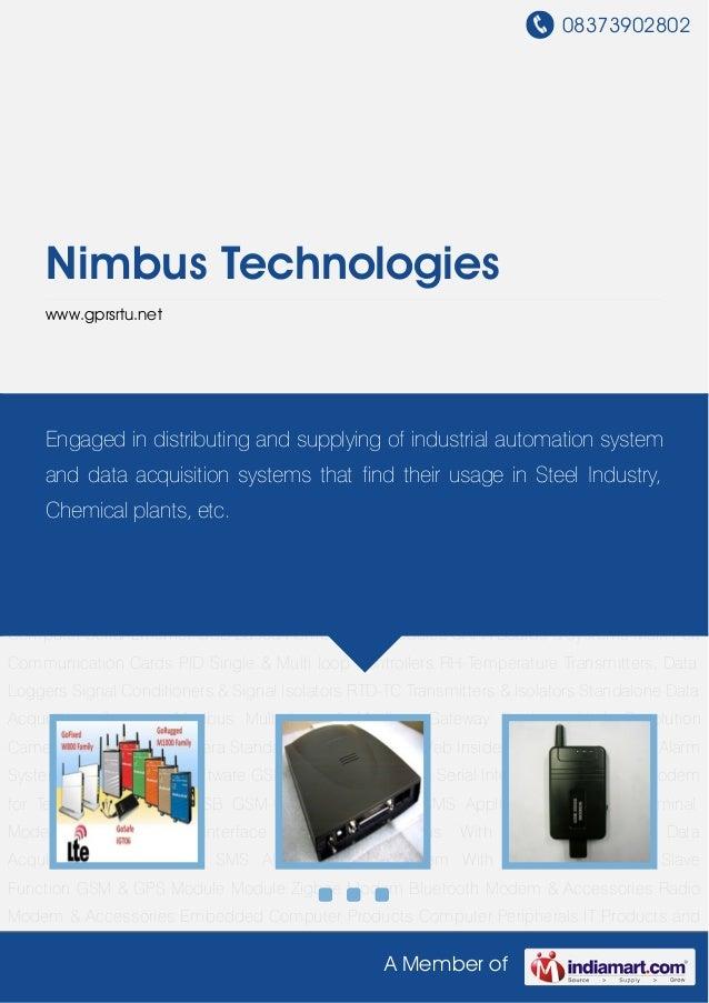 08373902802A Member ofNimbus Technologieswww.gprsrtu.netGSM-GPRS Modem With Serial Interface 56K External Modem for Teleph...