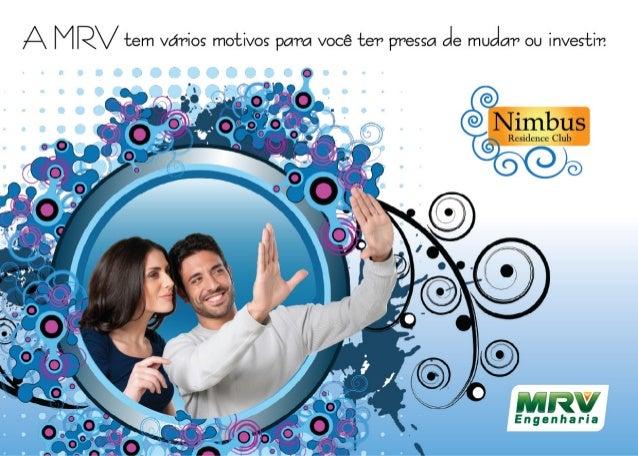 MRV Folder Nimbus   Parnamirim - RN