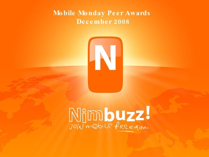 Nimbuzz Overview 2008 - Free Calls, Chat, Messaging and more on your mobile phone