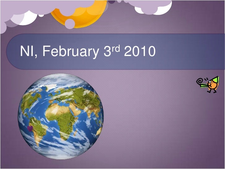 Ni Meeting Jan13th2010