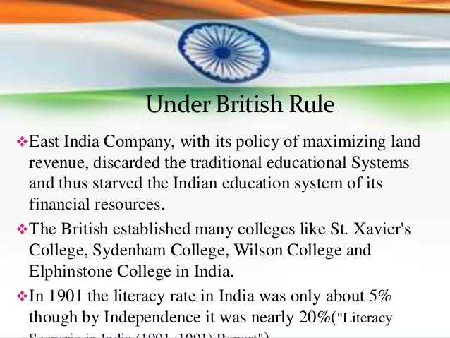 Essay on Indian Education System- Important India