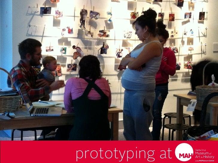 prototyping at