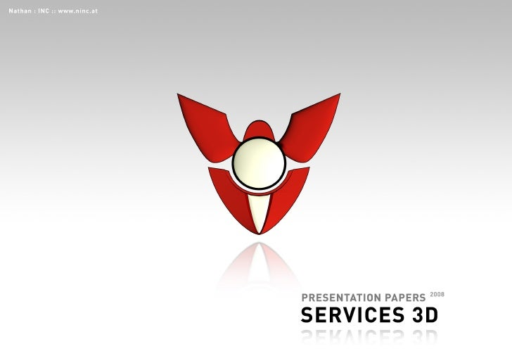 SERVICES :: 3D Die dritte Dimension ist der Schritt in die Wirklichkeit.  3D Visualisierungen bringen Konzepte, Produkte u...