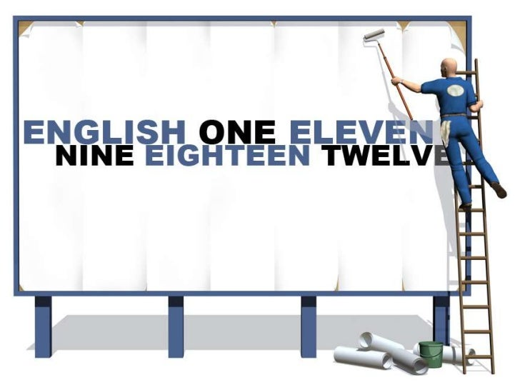 English 111, August 18th, 2012