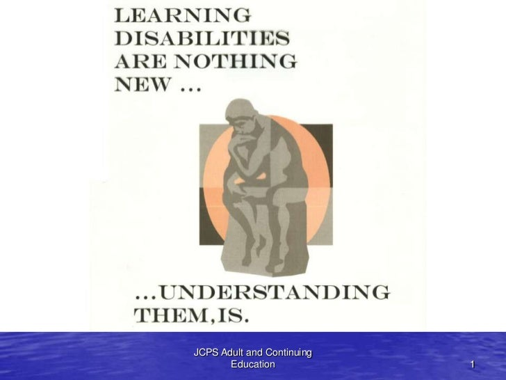JCPS Adult and Continuing       Education            1