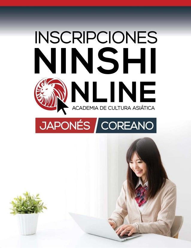 INSCRIPCIONES JAPONÉS COREANO