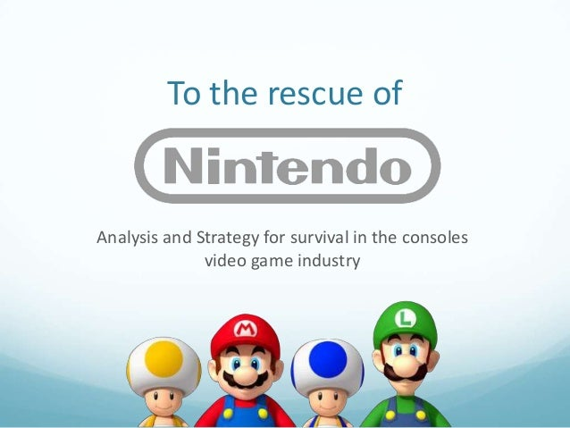 "nintendo strategic management Operations management strategy currently  mit sloan  learningedge  strategy  nintendo's ""revolution  engineers at nintendo corporation were busy ."