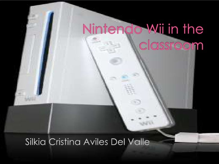 Nintendo Wii In The Classroom