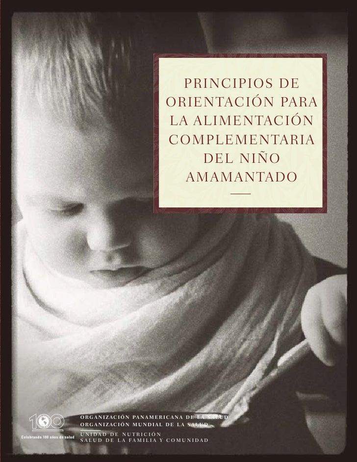 PRINCIPIOS DE                                                                    ORIENTACIÓN PARA                         ...