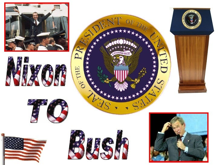 Nixon Bush TO