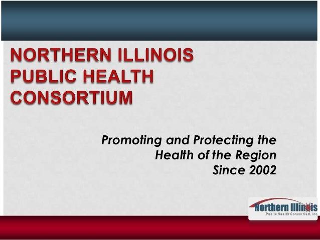 Northern Illinois Public Health Consortium Overview