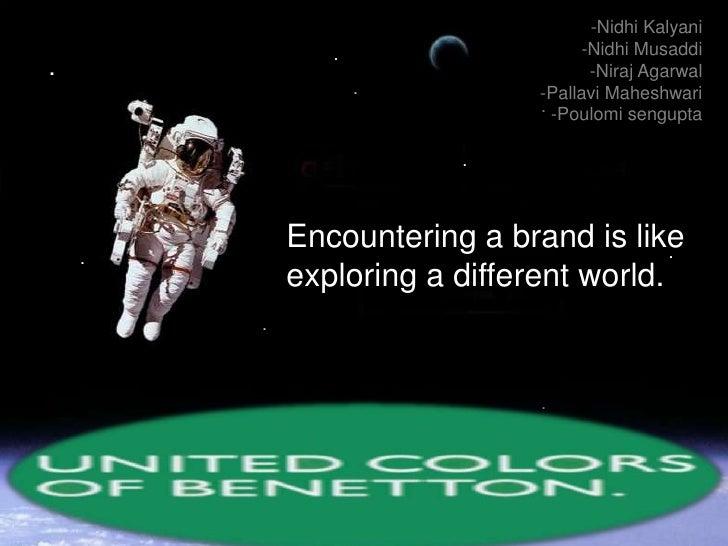 Niraj Branding Ucb