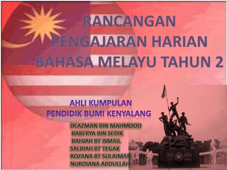  Bahjah bt IsmailTema,Fokus Utama,Fokus Sampingan dan Objektif               Rozana bt Sulaiman  Pengisian Kurikulum,Med...