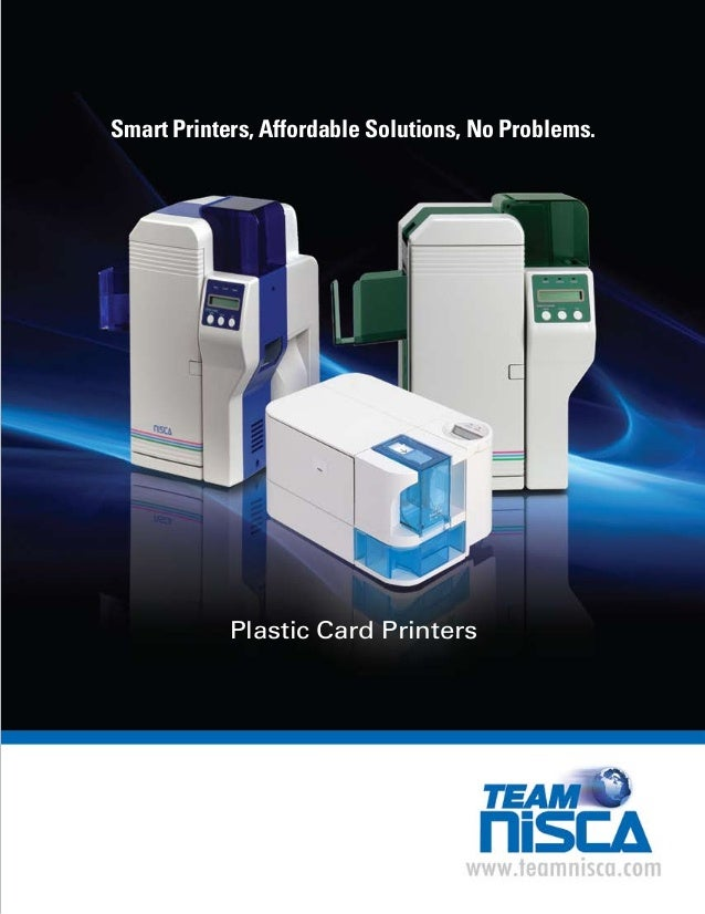 Smart Printers, Affordable Solutions, No Problems.Plastic Card Printers