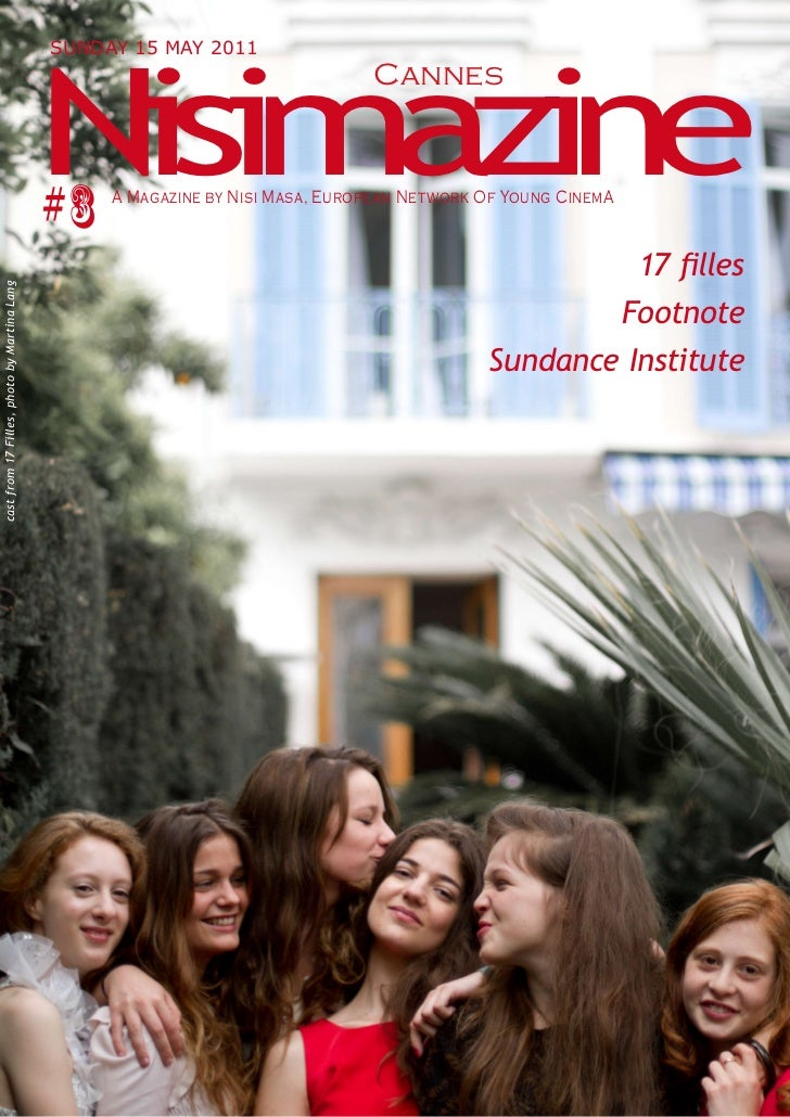Nisimazine cannes   issue3
