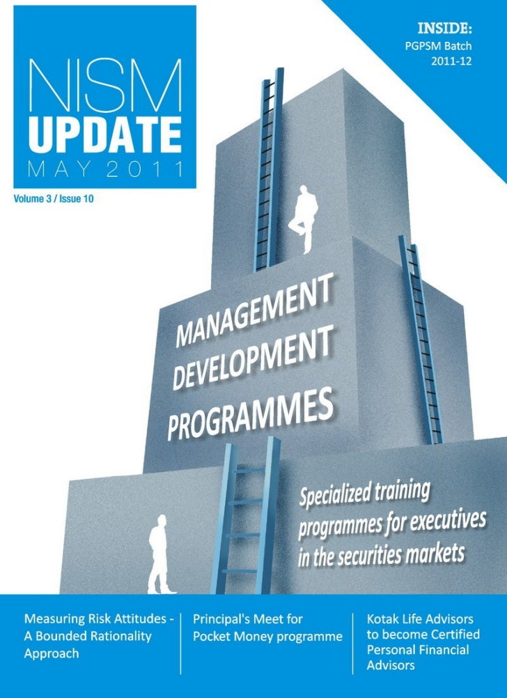 NISM Update - May 2011