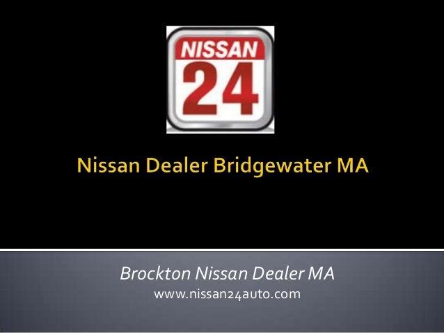 Nissan Dealer Bridgewater MA