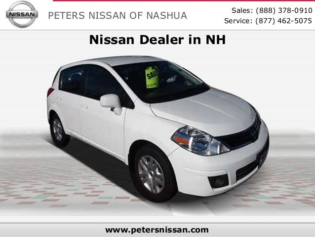 Nissan Dealer in NH - Peters Nissan of Nashua, NH Serving Manchester NH, Boston MA & Tewksbury MA