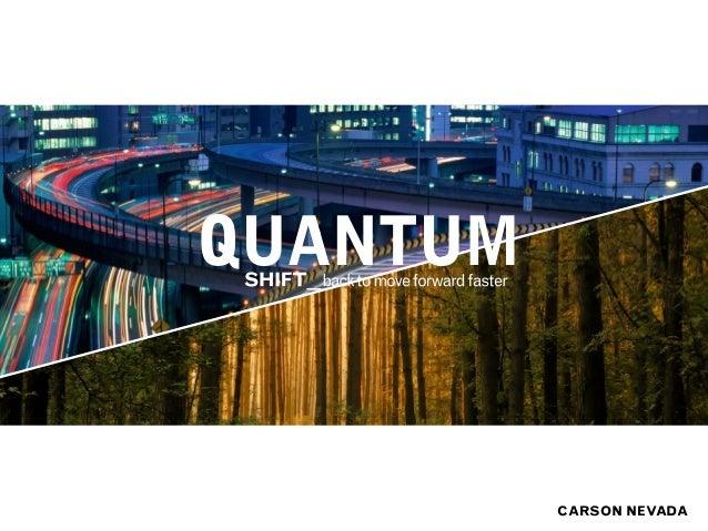 Nissan Quantum Overview