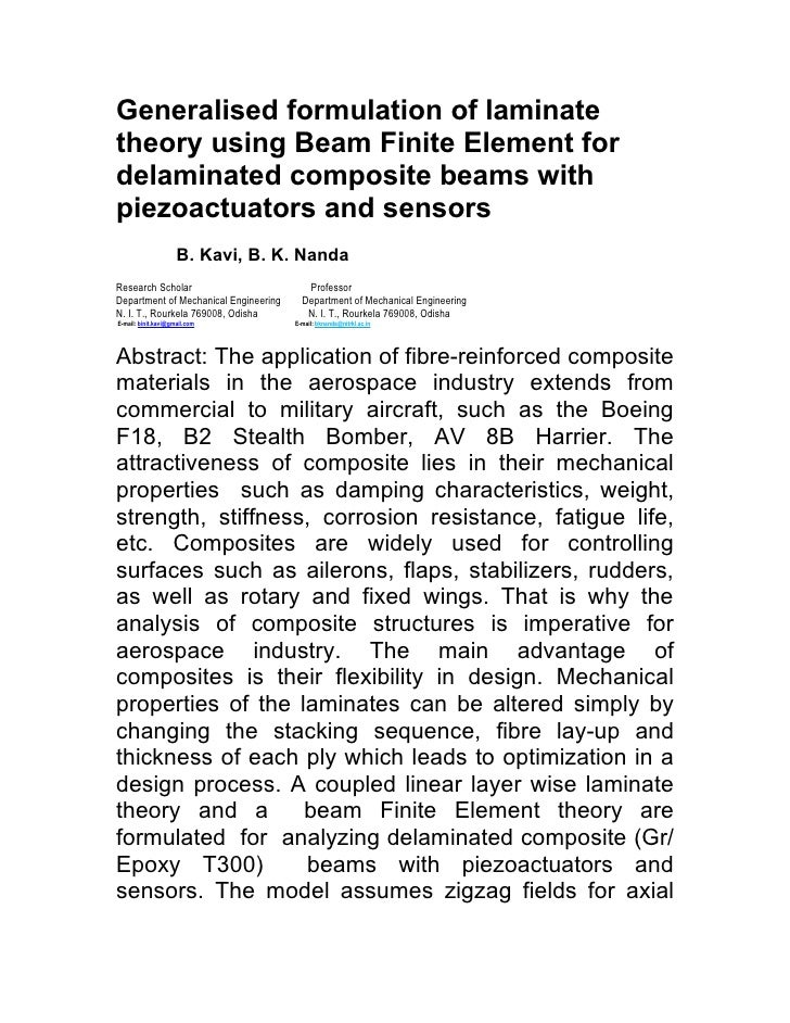 Generalised_formulation_of_laminate_theory_using_beam_fe_for_delaminated_composite_beams_with_piezoactuators_and_sensors