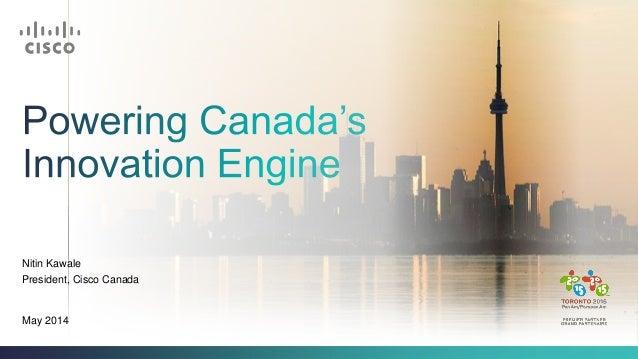 Power Canada's Innovation Engine