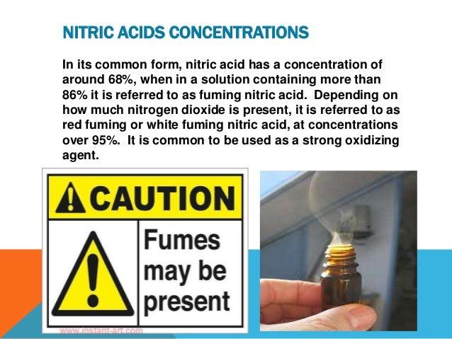 Nitric Acid Msd... Nitric Acid Msds
