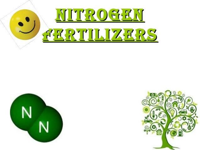 NitrogeNfertilizers