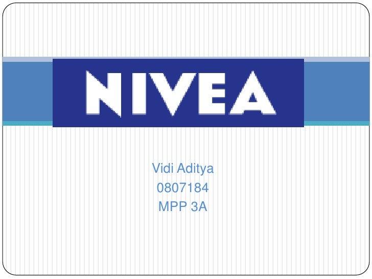 Vidi Aditya<br />0807184<br />MPP 3A<br />
