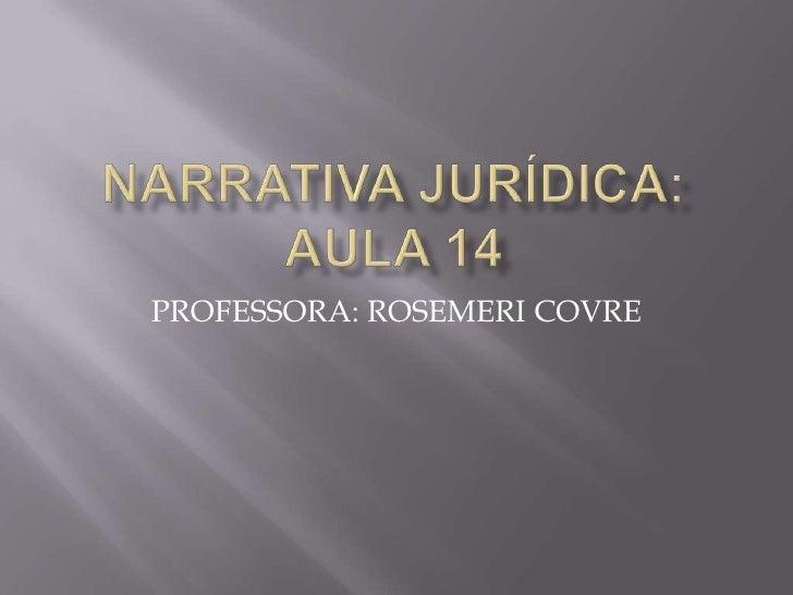 PROFESSORA: ROSEMERI COVRE