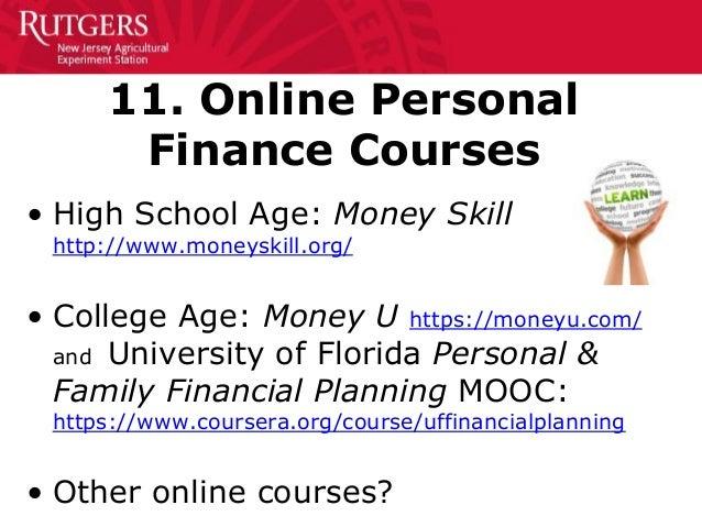 personal finance 2 essay
