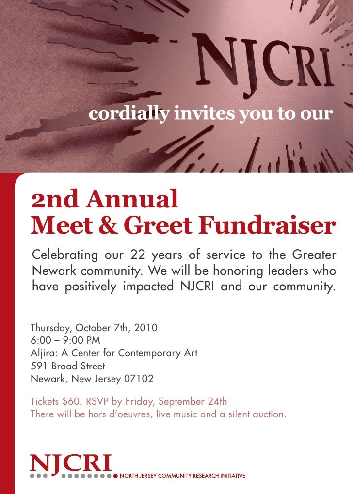 Celebrating our 22 years of service to the Greater Newark community. We will be honoring leaders who have positively impac...