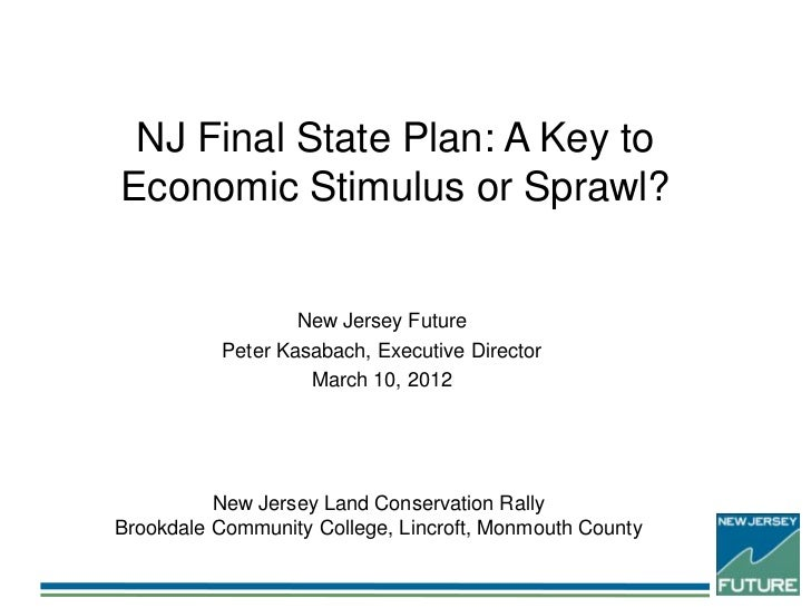 NJ Future Conservation Rally 3 10-12 State Planning Kasabach