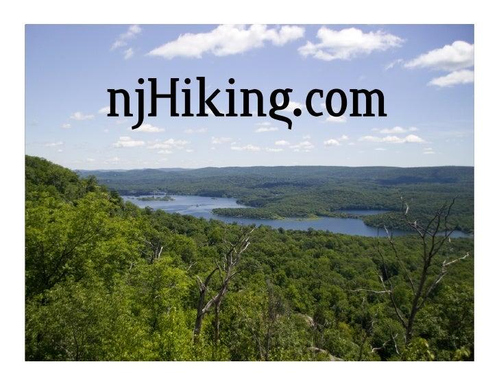 NJ Hiking Presentation