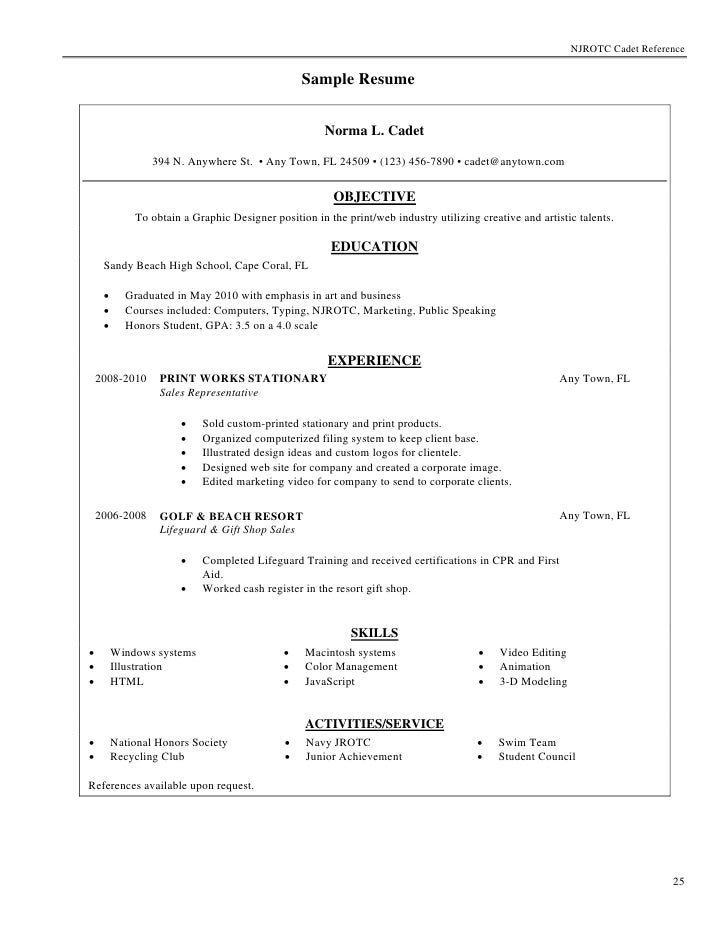 resume sample resume for ojt deck cadet sample resume for fresh graduate seaman frizzigame ojt deck - Resume Sample Format For Seaman