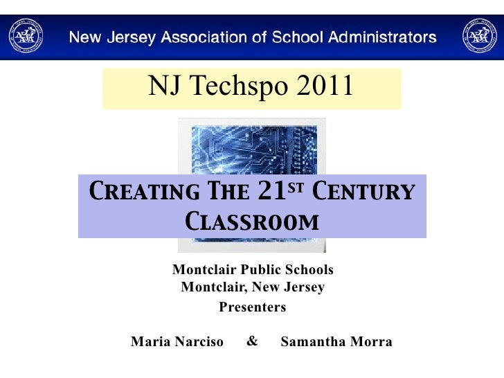 Creating a 21st Century Classroom